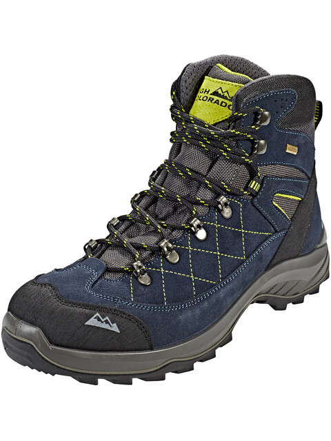 High Colorado Gaebris Mid High Tex Schoenen Heren blauw